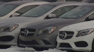 Luxury car sales on the rise in Saskatoon